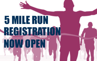 The 2019 Saxons 5 Mile Run – Registration Now Open