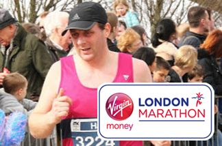 Follow Keelan's London Marathon Training Progress